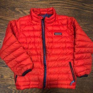 Patagonia boys 5T down jacket